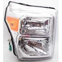 Non-US Market Ford F250SD, F350SD Right Side Halogen Headlamp BC3Z13008E