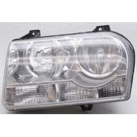 OEM Chrysler 300 Left Driver Side Halogen Headlamp Haze Inside 04805757AK