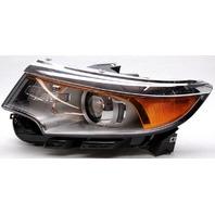 OEM Ford Edge Left Driver Side Halogen Headlamp Chrome Scratch BT4Z-13008-H