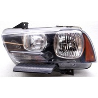 OEM Dodge Charger SXT, SE, SRT8 Left Driver Side Halogen Headlamp Dust Inside