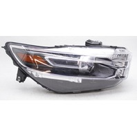 OEM Ford Taurus Police Right Headlamp DG1Z-13008-Z - Tab Gone & Lens Scratches