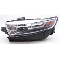 OEM Ford Taurus Left Light Gray Trim Halogen Headlamp DG1Z-13008-C - Peg Gone