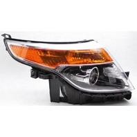 OEM Ford Explorer Right Passenger Side Halogen Headlamp Tab Missing