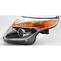OEM Ford Explorer Left Driver Side Halogen Headlamp Mount Missing