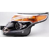 OEM Ford Explorer Left Driver Side Halogen Headlamp Tab Missing DB5Z-13008-B