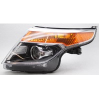 OEM Ford Explorer Left Driver Side HID Headlamp Mount Missing BB5Z13008V