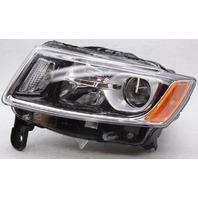 OEM Jeep Grand Cherokee Left Driver Side Halogen Headlamp Tab Missing