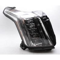 OEM Cadillac Escalade Right Passenger Side LED Headlamp 23304391 - Tab Gone