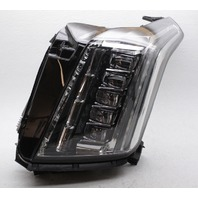 OEM Cadillac Escalade ESV Left Driver Side LED Headlamp 23304390 - Top Tab Gone