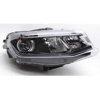 OEM Chevrolet Camaro Right Halogen Headlamp 23509012 - Tab Gone & Tab Chip