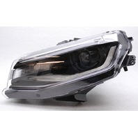 OEM Chevrolet Camaro Left HID Headlamp 84078853 - Tab Crack Housing Chipped