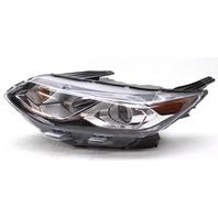 OEM Chevrolet Volt Left Driver LED Headlamp 84016027 - Lens Crack, Bad Adjuster