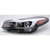 OEM Kia Forte, Forte Koup Left Driver Side Halogen Headlamp 92101-B0700