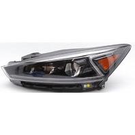 OEM Kia Cadenza Left Driver Side LED Headlamp Tab Missing
