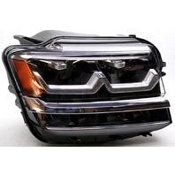 OEM Volkswagen Atlas Right Passenger Side LED Headlamp 3CN-941-036-B Missing Tab