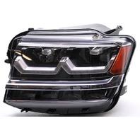 OEM Volkswagen Atlas Left Driver Side LED Headlamp Tab Missing