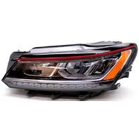 OEM Volkswagen Passat GT Left Driver Side LED Headlamp 561-941-035-C Missing Tab