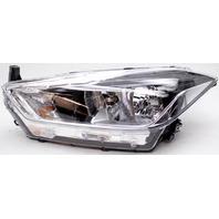 Non-US Market Nissan Kicks Left Side Headlamp Mount Missing