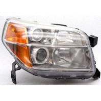 OEM Honda Pilot Right Passenger Side Halogen Headlamp Chrome Flaws