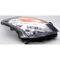 OEM Nissan Altima Sedan Right Passenger Side Halogen Headlamp Lens Crack