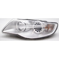 OEM Volkswagen Touareg Left Driver Side Halogen Headlamp Dirt Inside