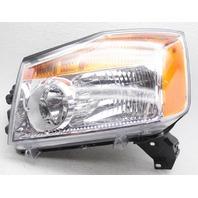 OEM Nissan Titan Left Driver Side Halogen Headlamp Tab Repaired 260609FF0A