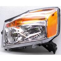 OEM Nissan Titan Left Driver Side Halogen Headlamp Tab Chip 26060-9FF0A