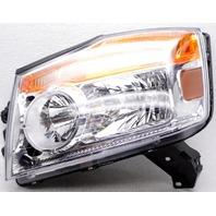 OEM Nissan Armada Left Driver Side Halogen Headlamp 26060-9GA0B