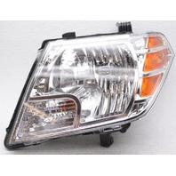 OEM Nissan Frontier Left Driver Side Headlamp Tabs Missing