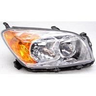 OEM Toyota RAV4 Right Passenger Side Halogen Headlamp 81110-0R010