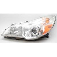 OEM Subaru Legacy Left Headlamp 84001-AJ01A Lens Fading & Scratches Tab Gone