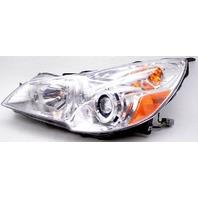 OEM Subaru Legacy Left Driver Side Halogen Headlamp 84001-AJ01B