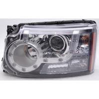 OEM Land Rover LR4 Left Driver Side Halogen Headlamp Lens Chip