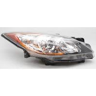 OEM Mazda 3 Right Headlamp Heavy Lens Scratches Tab Gone BBM4510K0K