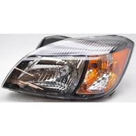 OEM Kia Rio Left Driver Side Halogen Headlamp 92101-1G610