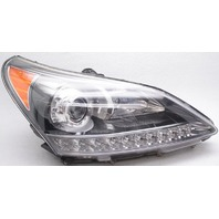OEM Hyundai Equus Right Passenger Side HID Headlamp Paint Bubbling