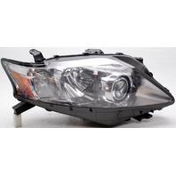 OEM Lexus RX350 Right Passenger Side HID Headlamp Tab Missing