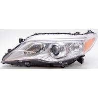 OEM Toyota Avalon Left Driver Side HID Headlamp Chrome Spots