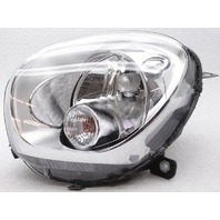 OEM Mini Cooper Countryman Paceman Left Driver Side Halogen Headlamp Tab Missing