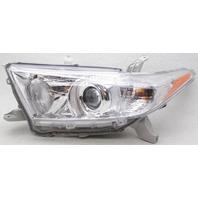 OEM Toyota Highlander Left Driver Side Headlamp 81150-0E130