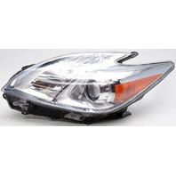 OEM Toyota Prius Plug-in Left Driver Side Halogen Headlamp Mount Missing