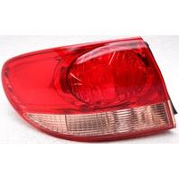 OEM Mazda Millenia Left Driver Side Halogen Headlamp TC86-51-180A