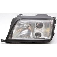 OEM Audi A6 Left Driver Side Halogen Headlamp Lens Wear 4A0-941-003-AT