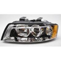 OEM Audi A4 Left Driver Side Halogen Headlamp 8E0-941-029-AD
