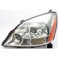 OEM Lexus GX470 Left Driver Side Headlamp Lens Wear 81170-6A070