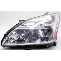 OEM Lexus RX330, RX350, RH400h Left Driver Side Halogen Headlamp 81150-0E010