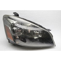 OEM Nissan Altima Right Halogen Headlamp 26010-ZB525 Lens Scratches & Fade