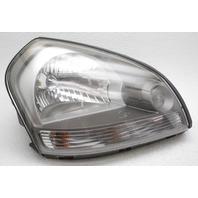 OEM Hyundai Tucson Right Headlamp 921022E050 Housing Chip & Lens Cracks