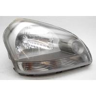 OEM Hyundai Tucson Right Headlamp 921022E050 Tab Chip & Lens Scratches