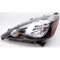 OEM Honda Fit Left Driver Side Halogen Headlamp Peg Missing 33150TK6A51
